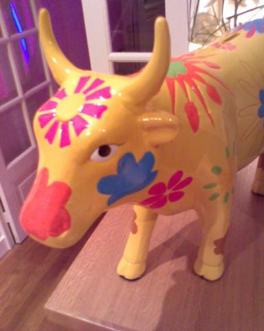 Une vache de plus