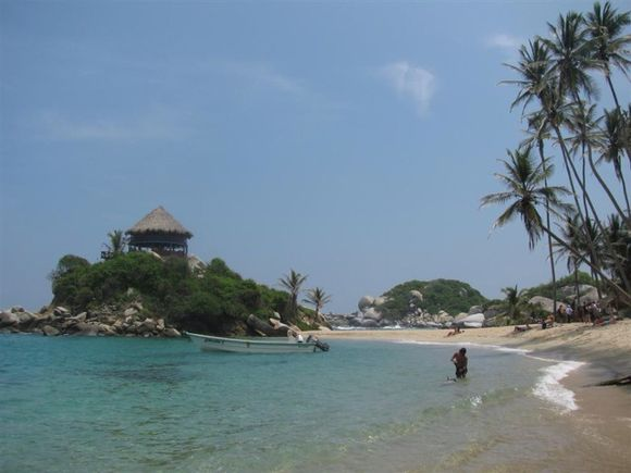 Tayrona parc national