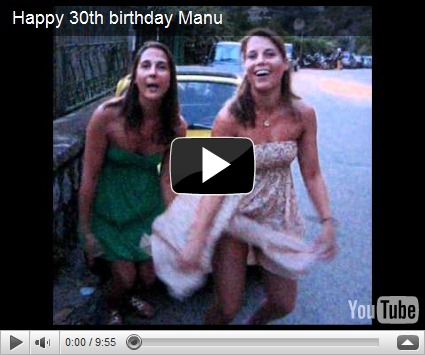 Happy 30 Manu!