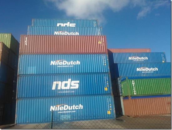 Tourisme industriel dans le port du Havre