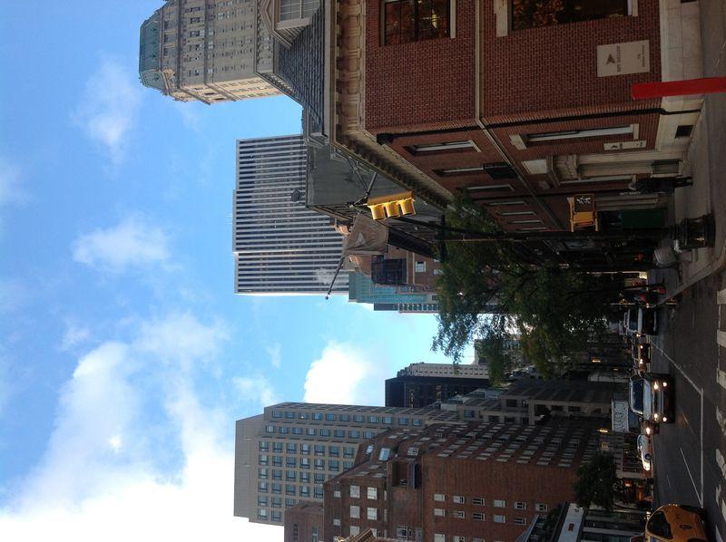 NYC Beau Temps