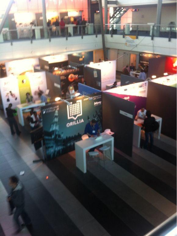 Bitcoin 2014 Conférence à Amsterdam