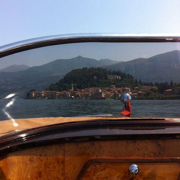 Bellagio, depuis le Riva