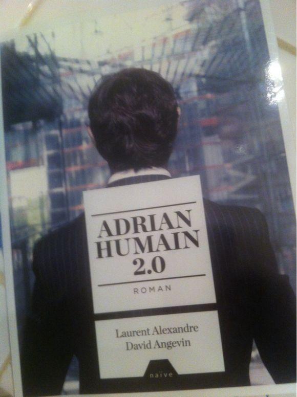 Si la singularité technologique étai un livre.